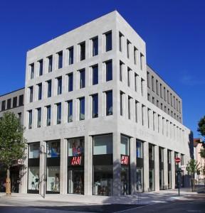 Rechtsanwälte im Haus Central in Fulda